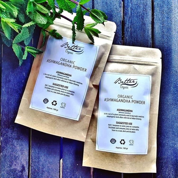 Ashwagandha Power Better Organic