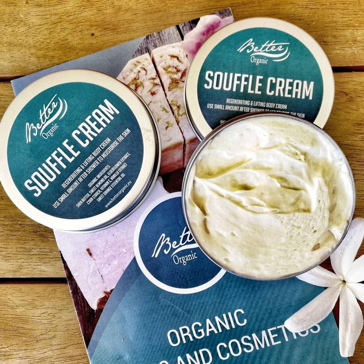 Souffle Cream Better Organic
